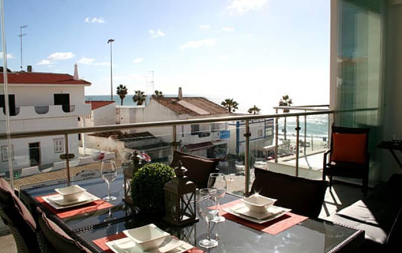 Apartamento T1 junto à praia Algarve-Faro - Vistas da casa