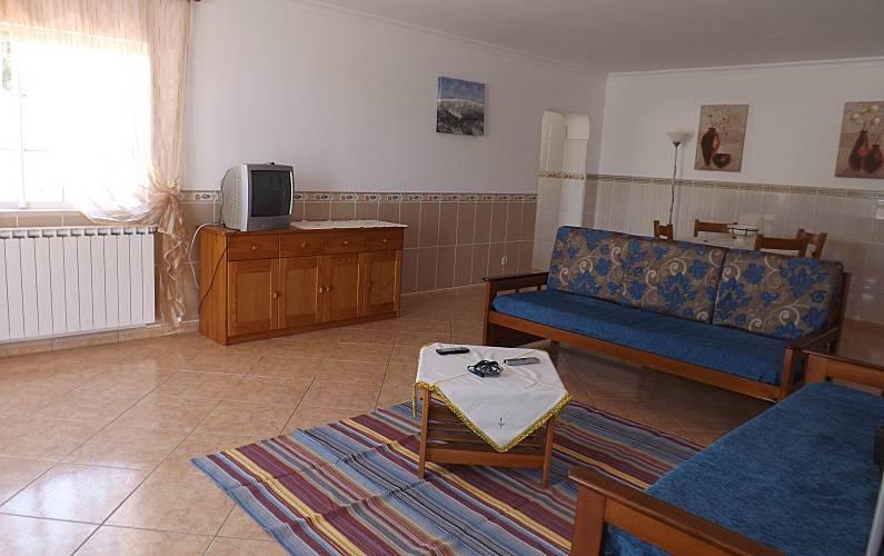 Villa Living-room Algarve-Faro Albufeira villa - Living-room