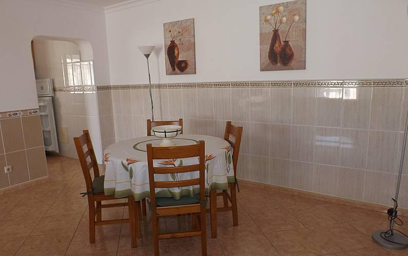 Villa Dining-room Algarve-Faro Albufeira villa - Dining-room