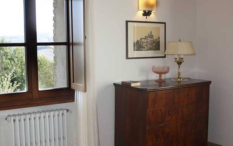 Casale Quarto Sena Casole d'Elsa Apartamento - Quarto