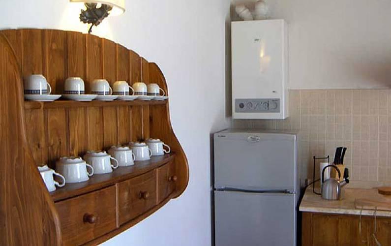 Casale Kitchen Siena Casole d'Elsa Apartment - Kitchen