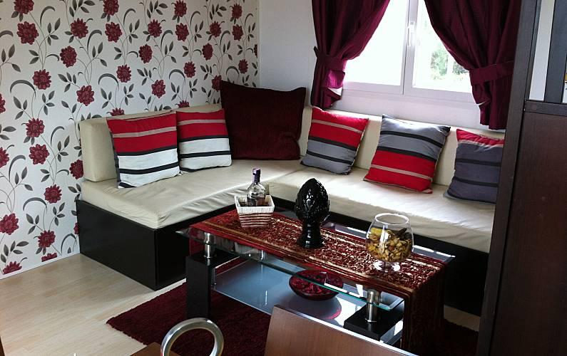 7 Living-room Algarve-Faro Loulé House - Living-room