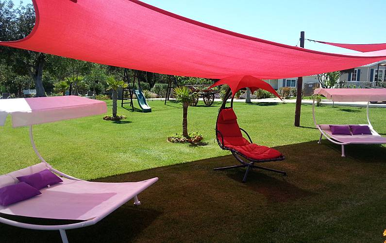 7 Jardim Algarve-Faro Loulé casa - Jardim