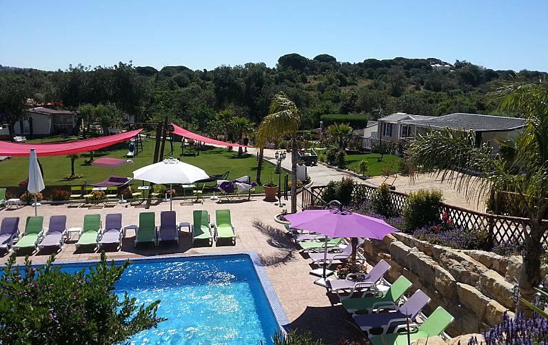 7 Casas a 3 km da praia Algarve-Faro - Piscina