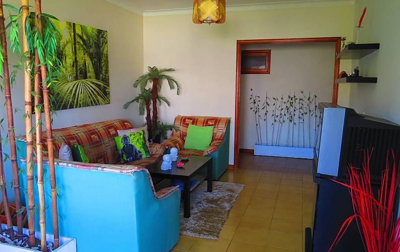 2 Apartamentos,Vistas magnificas sobre o mar Viana do Castelo - Sala