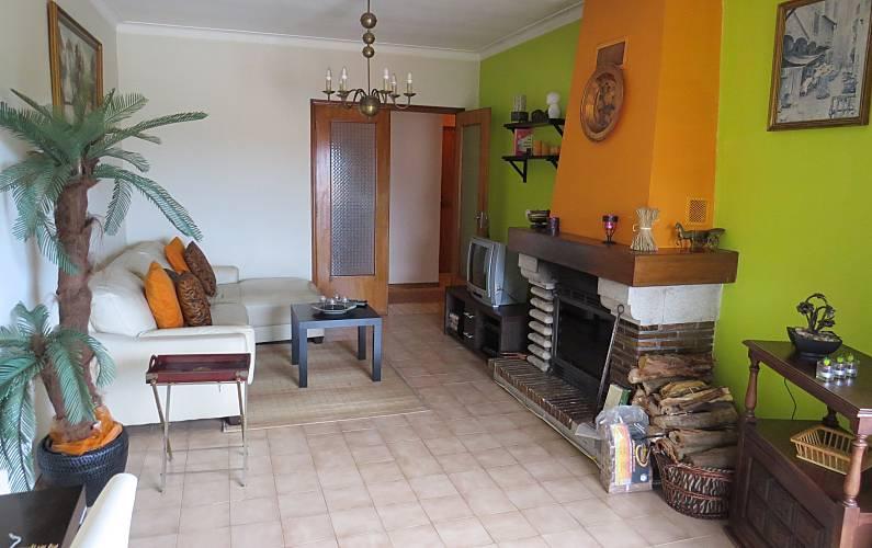 2 Sala Viana do Castelo Viana do Castelo Apartamento - Sala