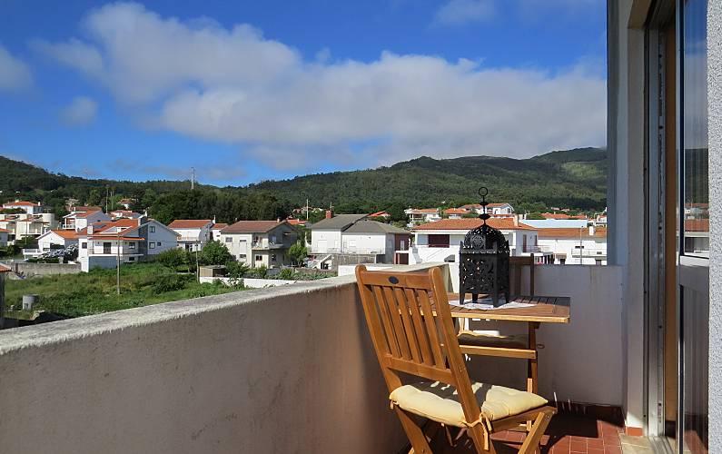 2 Vistas da casa Viana do Castelo Viana do Castelo Apartamento - Vistas da casa
