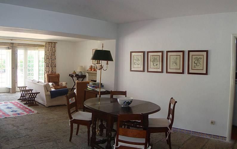 Lugar Sala Viana do Castelo Ponte de Lima Casa rural - Sala