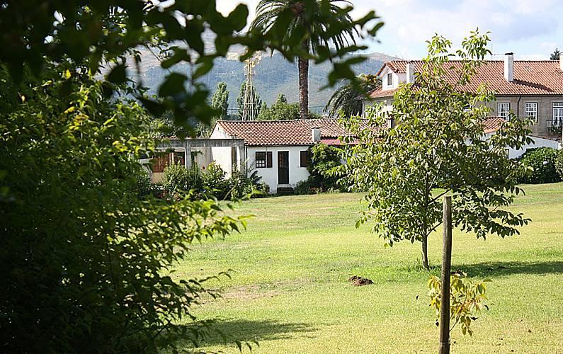 Lugar Exterior da casa Viana do Castelo Ponte de Lima Casa rural - Exterior da casa