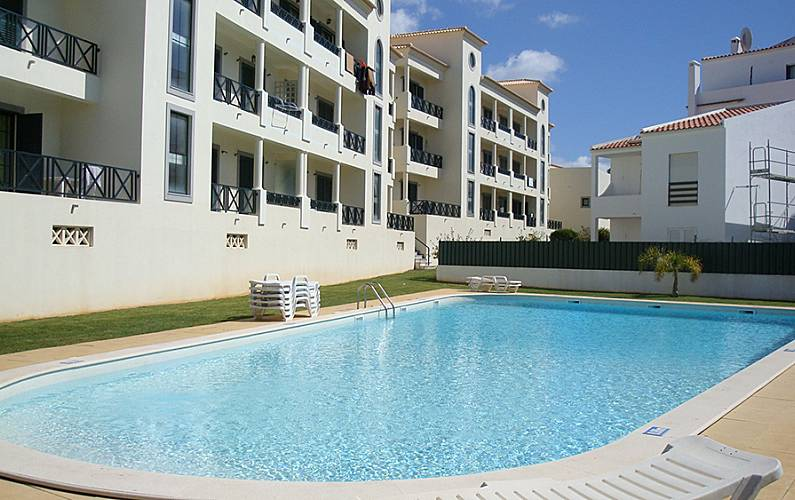 6 Swimming pool Algarve-Faro Albufeira Apartment - Swimming pool
