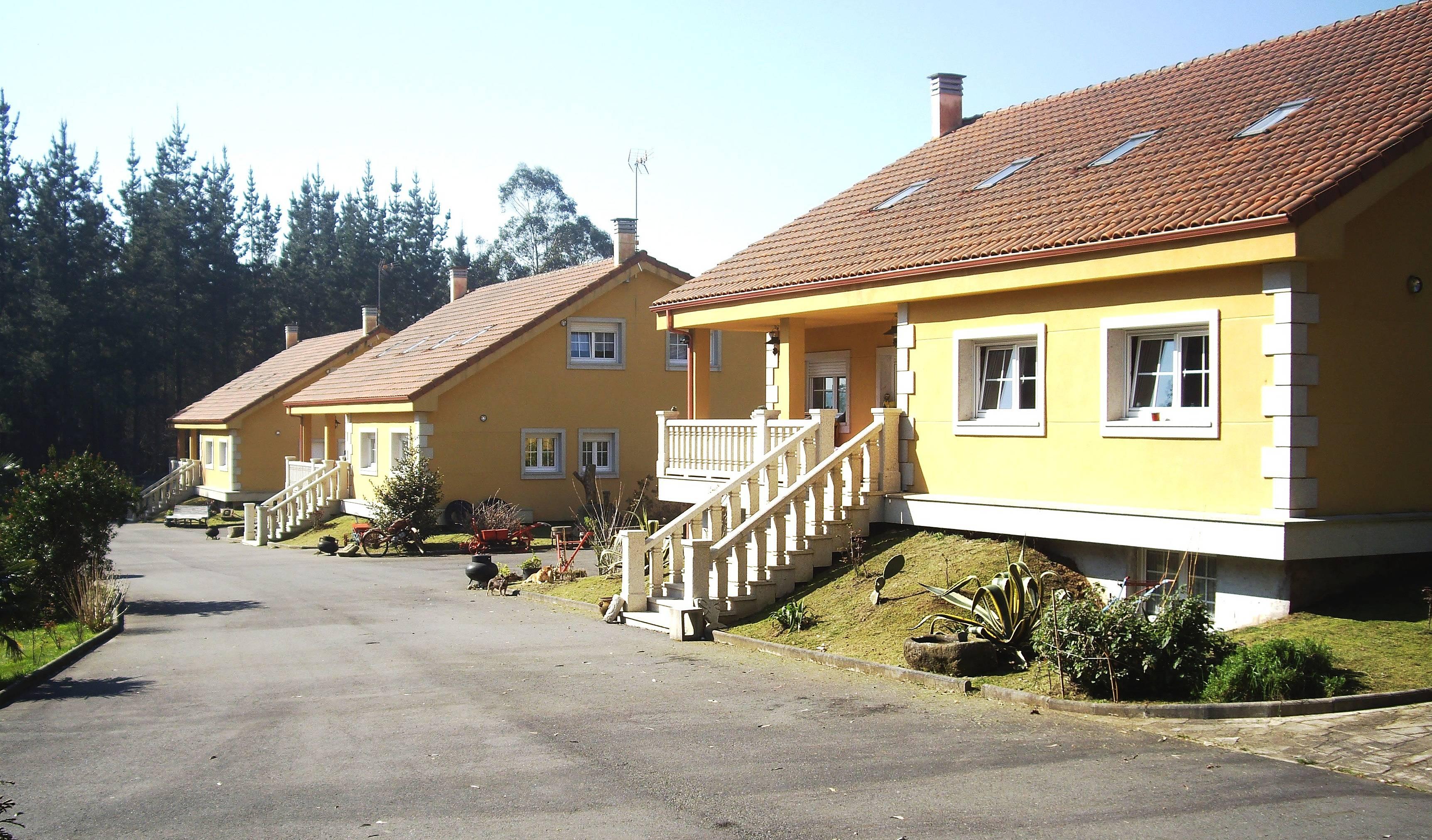 Alquiler apartamentos vacacionales en carballo a coru a la coru a y casas rurales - Casa rural carballo ...