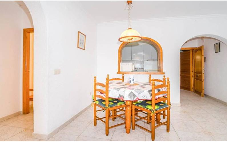 4 Dining-room Alicante Calpe/Calp House - Dining-room
