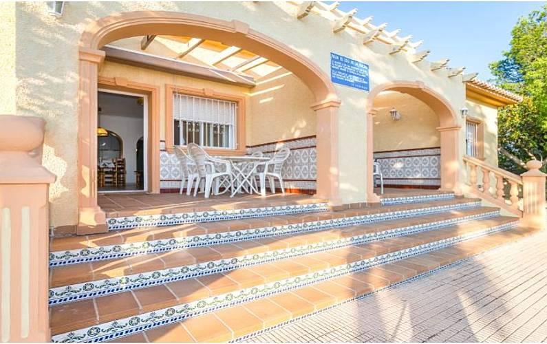 4 Terrace Alicante Calpe/Calp House - Terrace