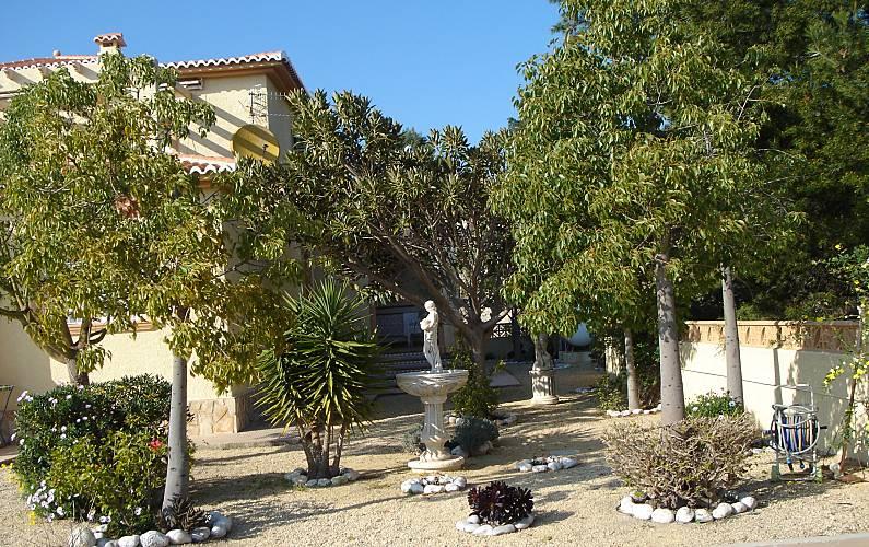 4 Garden Alicante Calpe/Calp House - Garden