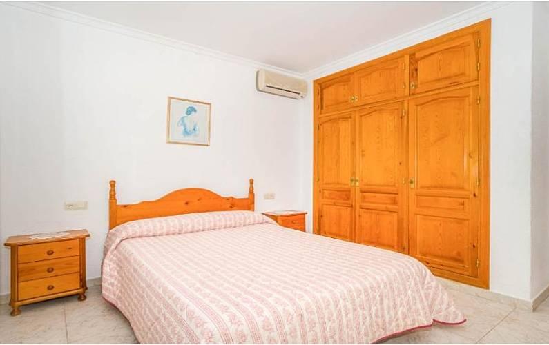 4 Bedroom Alicante Calpe/Calp House - Bedroom