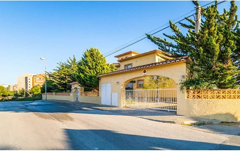 4 Outdoors Alicante Calpe/Calp House - Outdoors