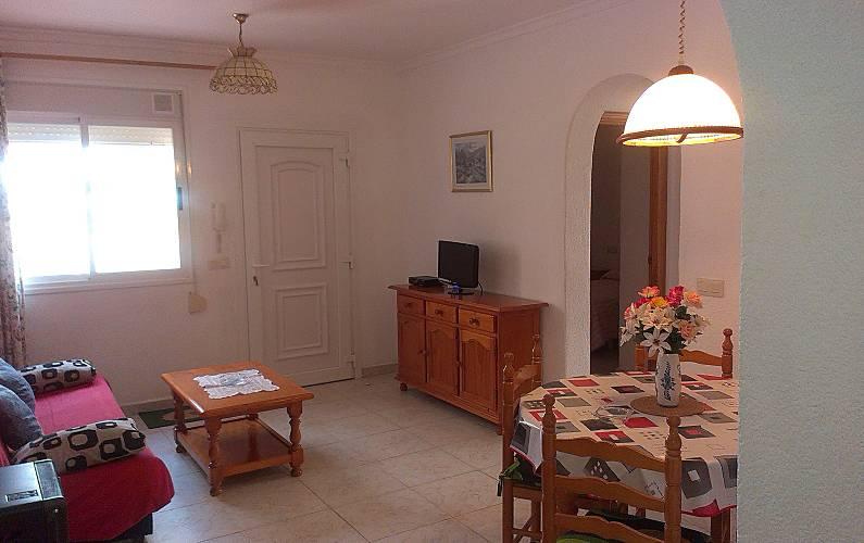 4 Living-room Alicante Calpe/Calp House - Living-room