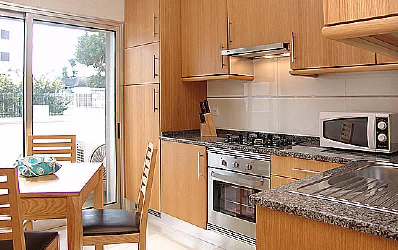 10 Kitchen Algarve-Faro Albufeira Apartment - Kitchen