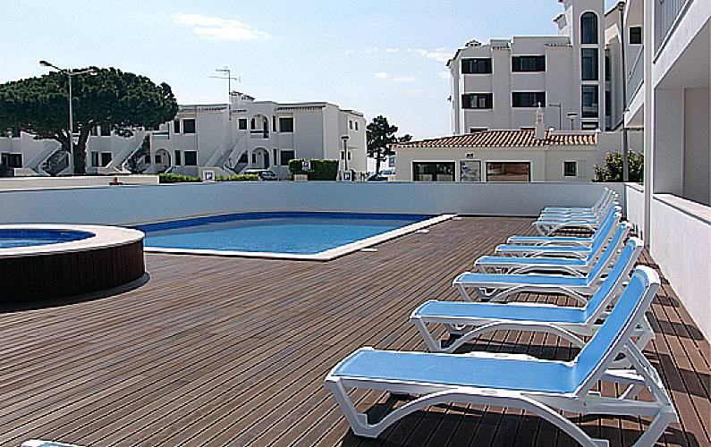 10 Swimming pool Algarve-Faro Albufeira Apartment - Swimming pool