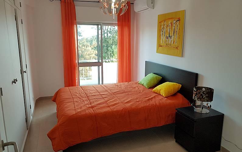 Apartamento para 4-5 pessoas a 50 m da praia Algarve-Faro - Quarto