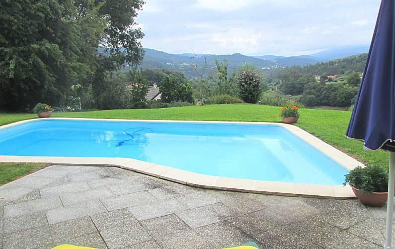 Casa para alugar em Viana do Castelo Viana do Castelo - Piscina