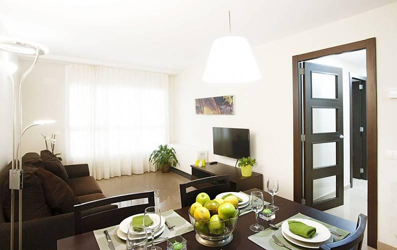 Superior Apartment - Living-room