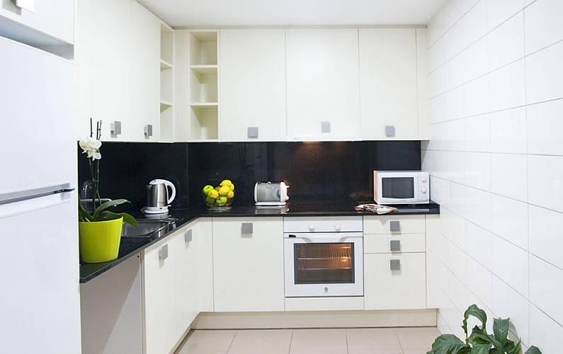 Superior Kitchen Canillo Apartment - Kitchen