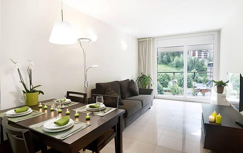 Superior Canillo Apartment -