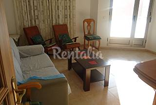 Apartment for 6-7 people only 50 meters from the beach Murcia