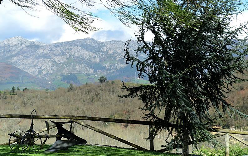 Casa Arredores Astúrias Piloña Villa rural - Arredores