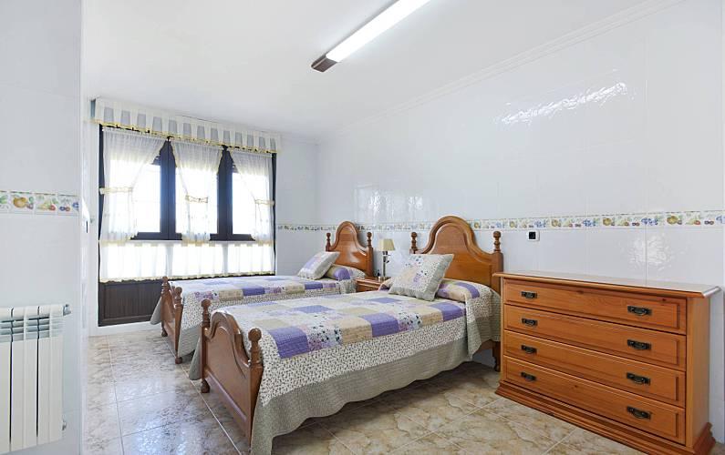 Casa Quarto Astúrias Piloña Villa rural - Quarto