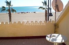 2 habitaciones y estupenda terraza en primera línea Murcia