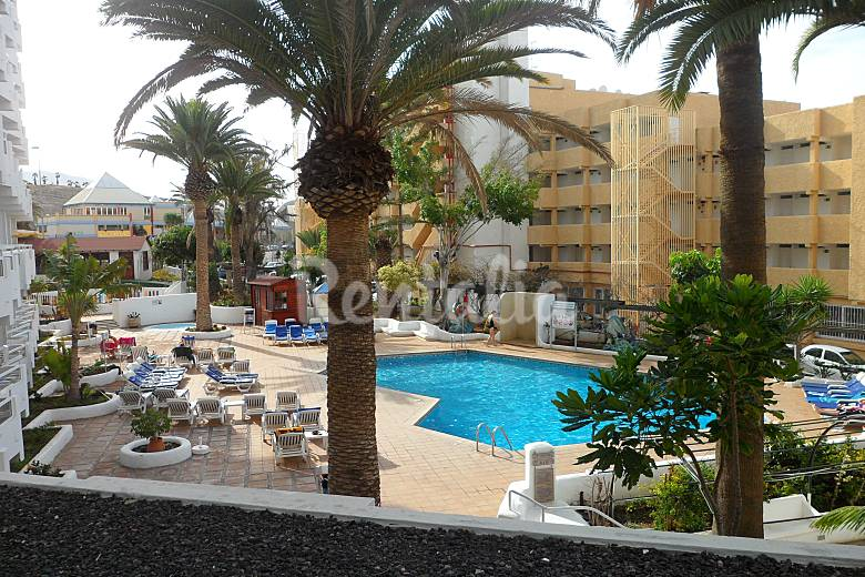 Apartment for rent only 100 meters from the beach Tenerife
