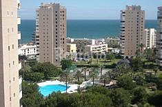 Torres de Playamar a 50 m playa, ideal familias  Málaga