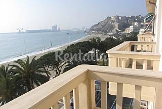 Beautifull large seafront apartment for 10 people Savona