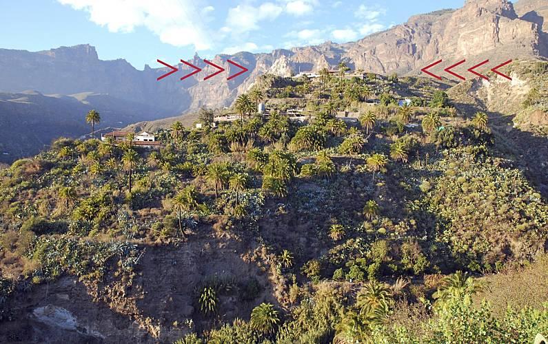 4 Environment Gran Canaria San Bartolomé de Tirajana Cottage - Environment