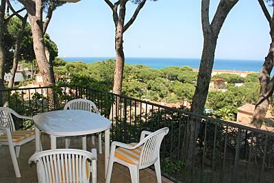 Apartamento de 3 habitaciones a 500 m de la playa Girona/Gerona