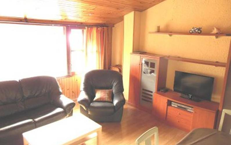 Apartments Living-room Encamp Apartment - Living-room