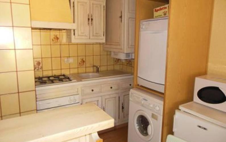 Apartments Kitchen Encamp Apartment - Kitchen