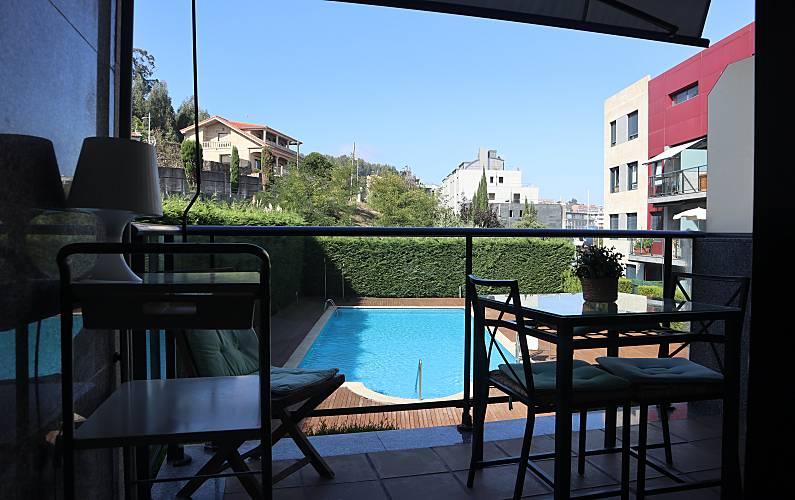 3996997405be1 Apartamento para 2-3 personas a 250 m de la playa Pontevedra -