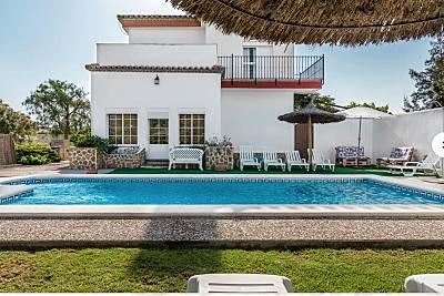 Maravillosa villa 10km Playa,1 km parque natural. Cádiz