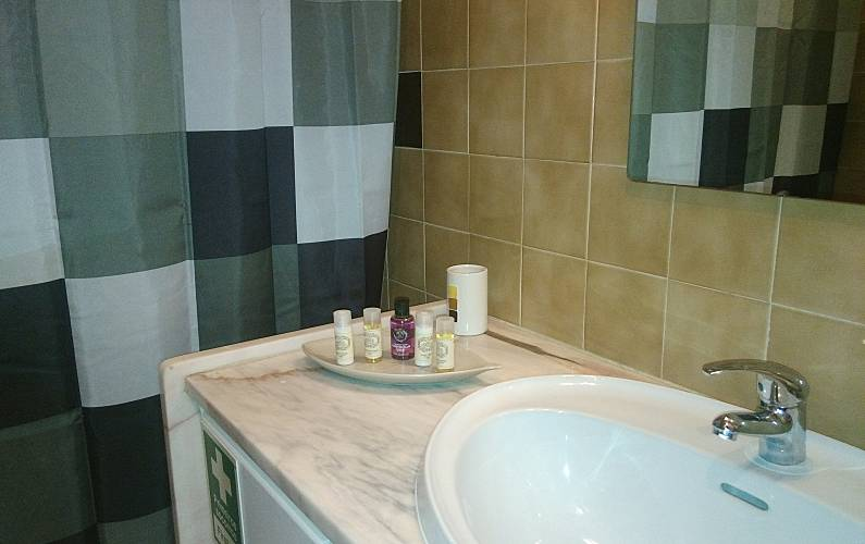 Apartment Bathroom Algarve-Faro Lagos Apartment - Bathroom