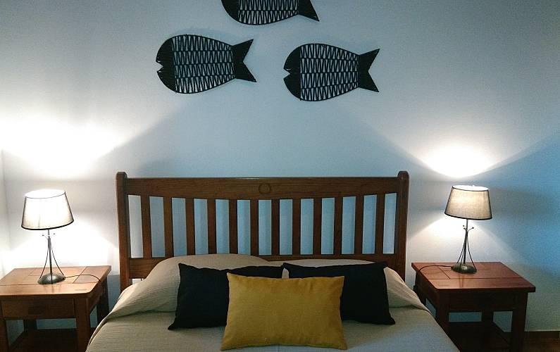 Apartment Bedroom Algarve-Faro Lagos Apartment - Bedroom