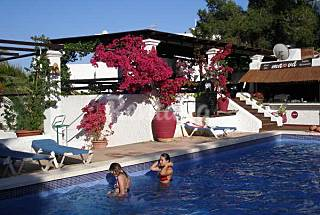 6 persons apartment, 100 metres far from the beach Ibiza