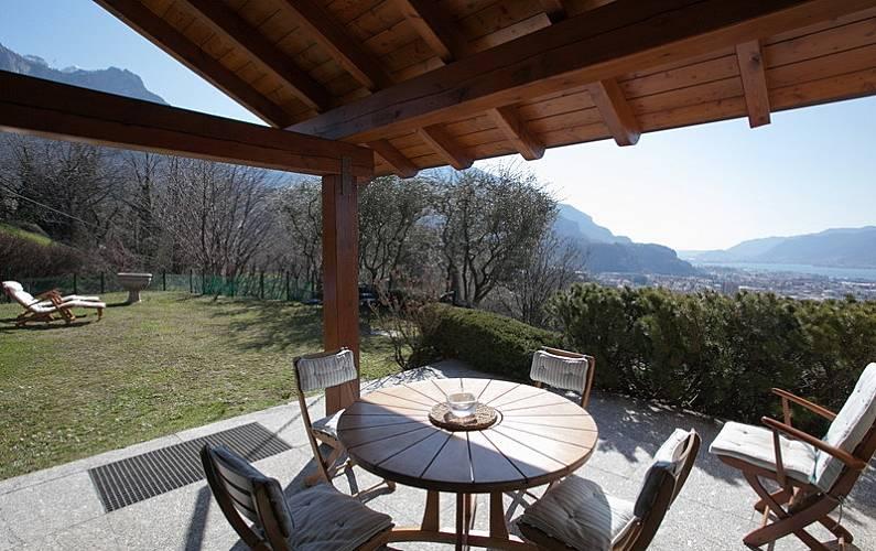 Villa Terraza Lecco Lecco villa - Terraza