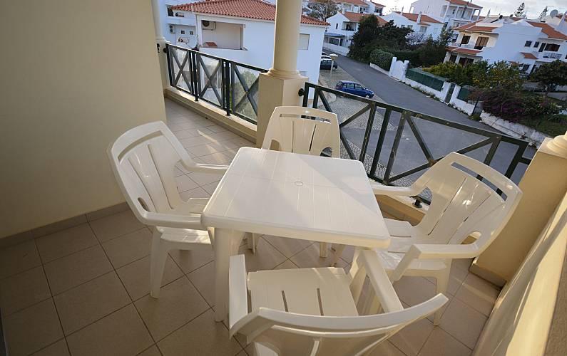 6 Terrace Algarve-Faro Albufeira Apartment - Terrace