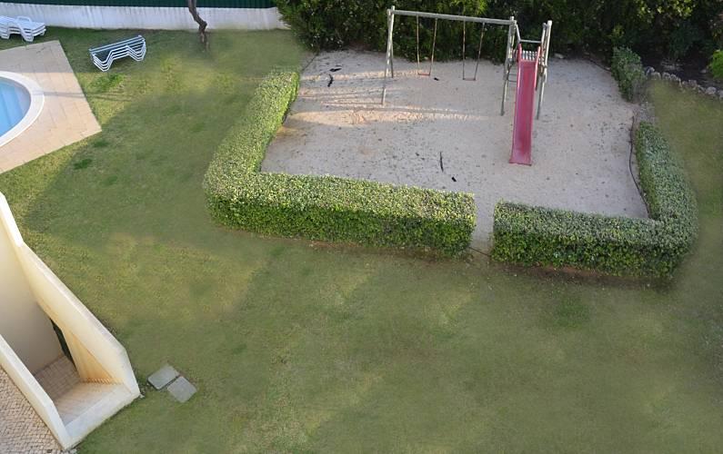 6 Garden Algarve-Faro Albufeira Apartment - Garden