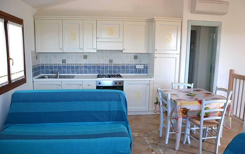 Casa Cozinha Olbia-Tempio Olbia casa - Cozinha