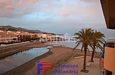 Apartamento cèntrico en primera linea de playa!!! Girona/Gerona