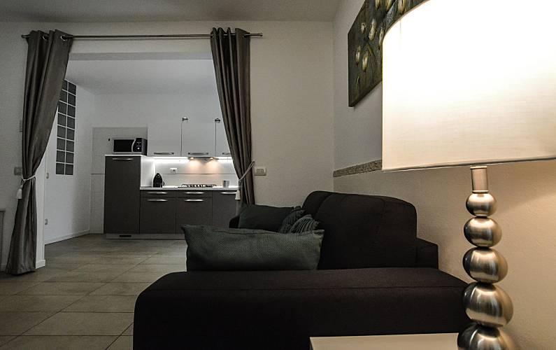 Schöne Wohnungen In Villa 100 Meter Zum Strand Milano Marittima